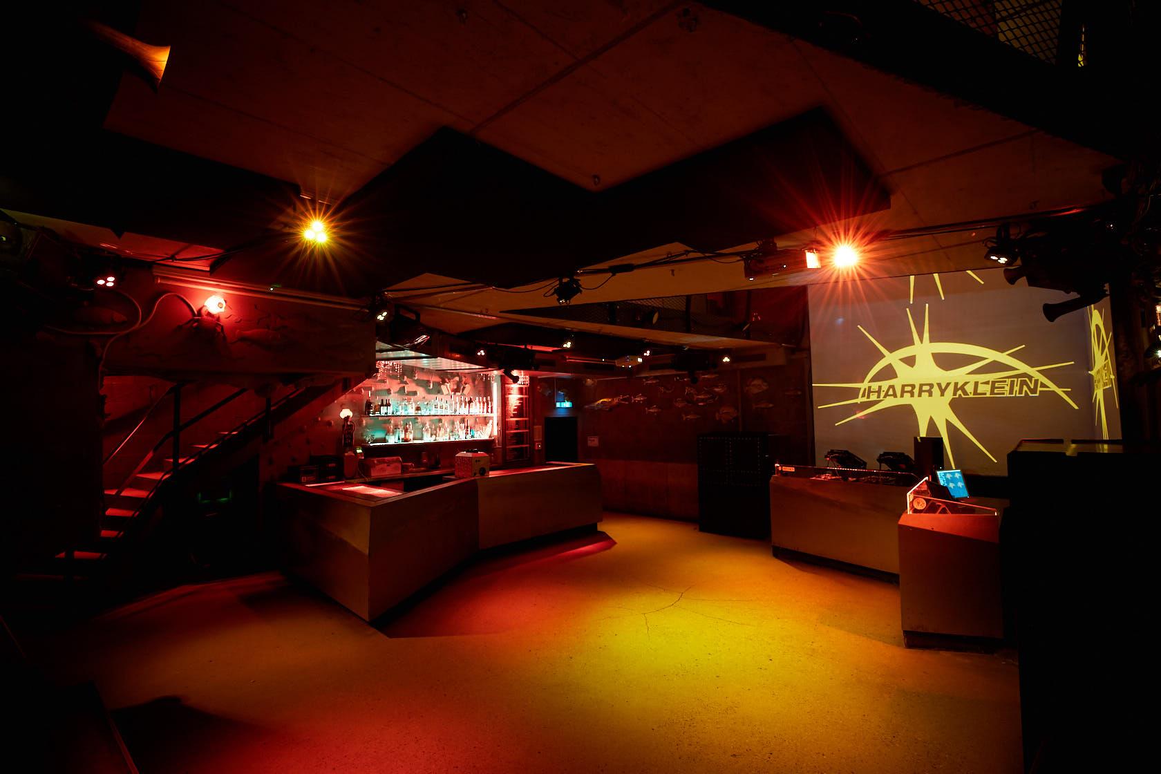 harry klein nightclub munich