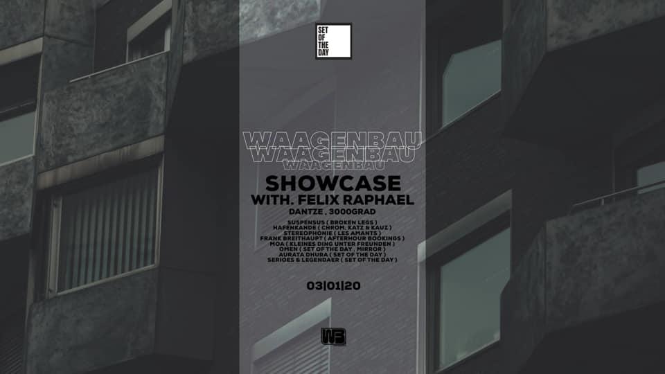 Set of the Day Showcase w/ Felix Raphael (3000Grad)