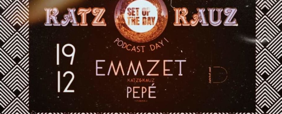 Katz&Kauz Live Podcast Day 1