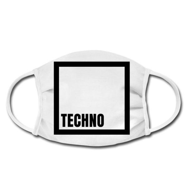 - Face Mask - Techno